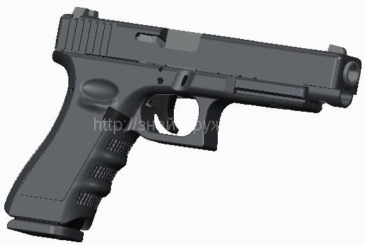 Пистолет для практической стрельбы