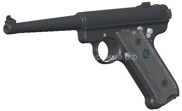 Пистолет под патрон .22lr
